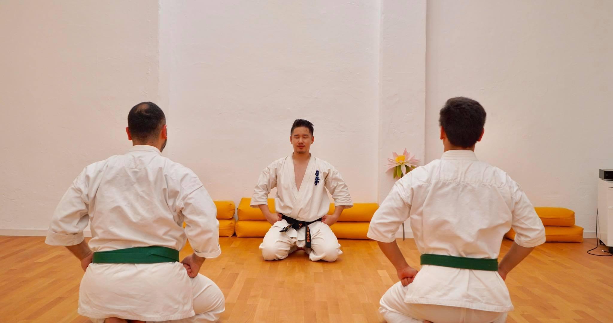 Karate aus Leidenschaft - Anh Son Le - Kampfsport- und Kampfkunstlehrer in Berlin