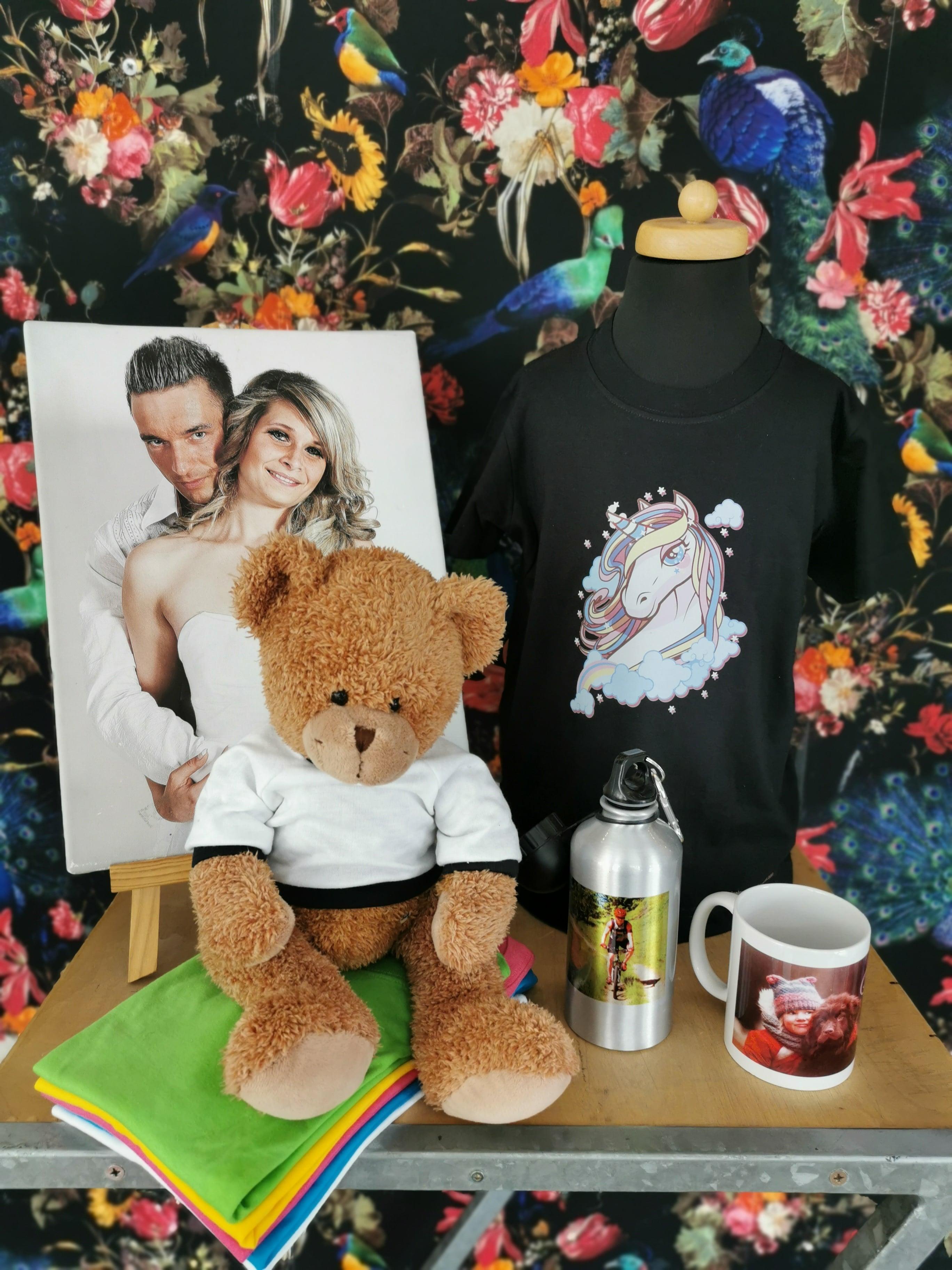 Das ganz persönliche T-Shirt für jedermann - Linda Daheim - Druckerin in Wuppertal