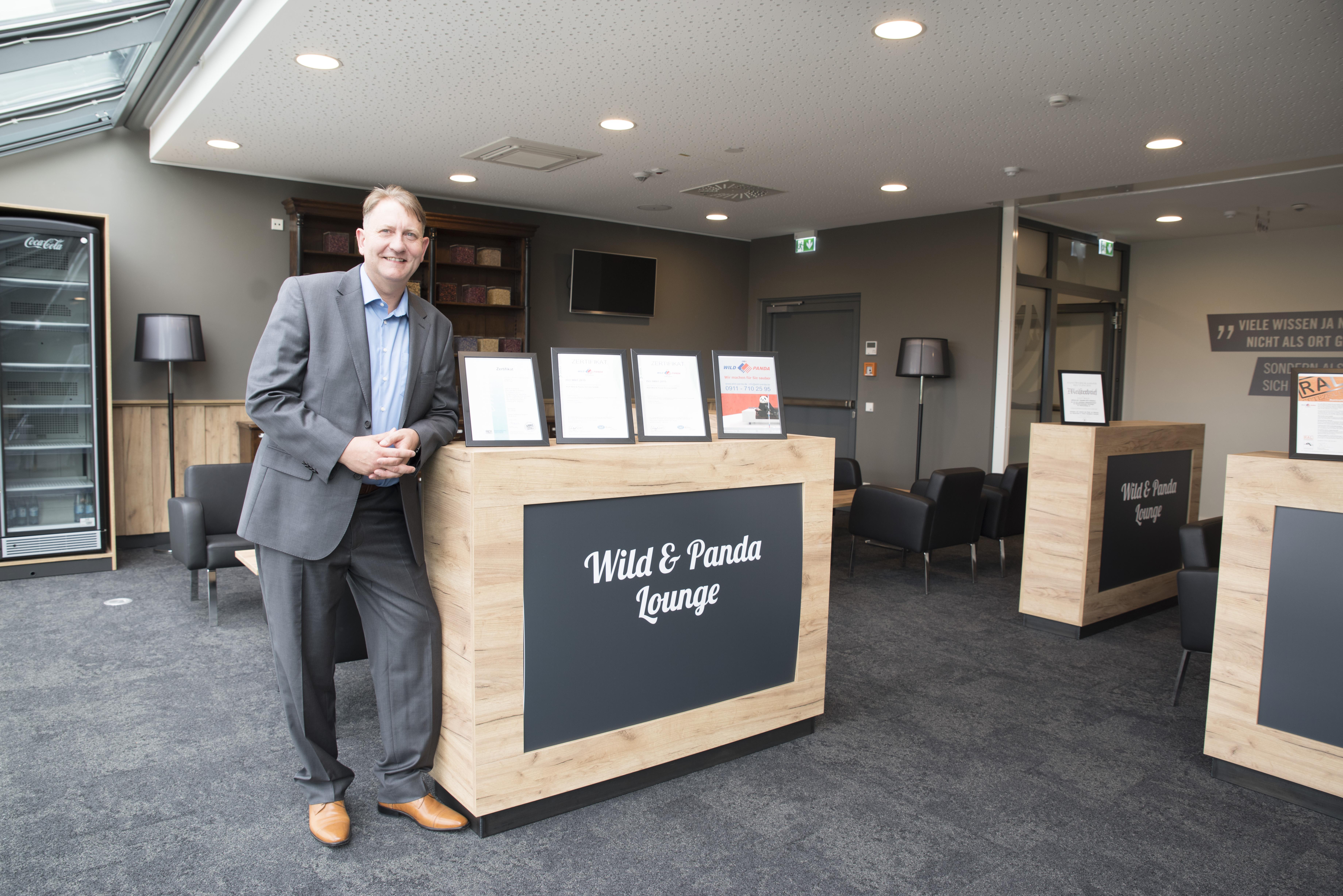 Eine Hilfskraft für mehr Freizeit - Udo Wild – Vertriebsleiter in Nürnberg