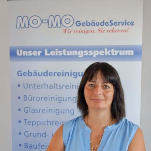 Strahlende Sauberkeit mit MO-MO - Elizabeta Bozinovska - Gebäudereiniger-Meisterin in Esslingen