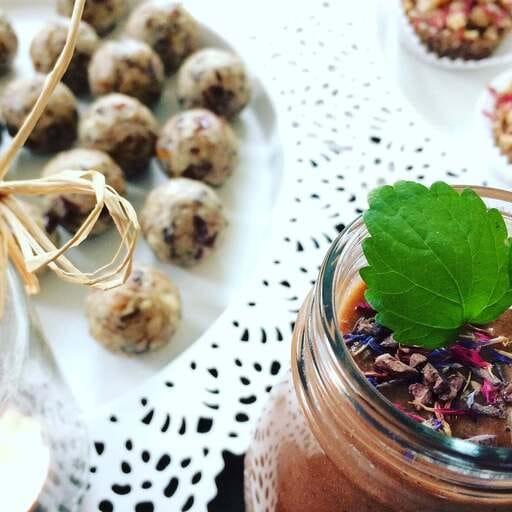 Vegan, gesund und lecker! - Anna-Sophie Göhlsch - Raw Food Chef aus Leipzig
