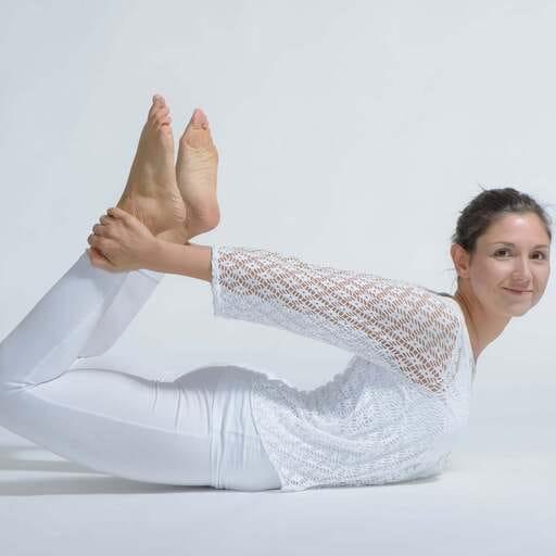 Es gibt keine Trennung zwischen du und ich - Bettina Garcia Guerrero, geb. Helmstädt - Yoga-Lehrerin bei Saarbrücken