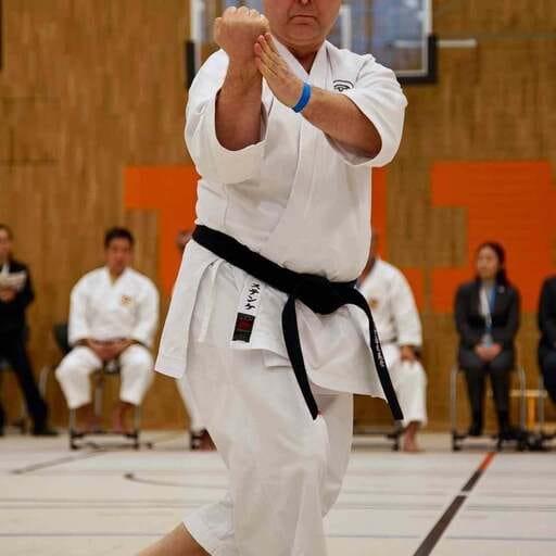 Kampfsport als  Gesundheitssport - Michael Stenke - Karate-Do & Kobudo-Trainer in Hamm