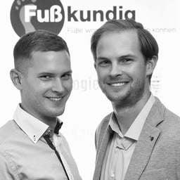 Fitte und gesunde Füße durch fußkundige Fachkräfte - Marlon und Frederic Schulmeister - Podologen in Düsseldorf