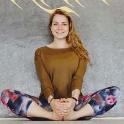 Balance zwischen Körper und Geist finden - Franziska Krusche - Psychologin und Yogalehrerin